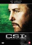 CSI: Crime Scene Investigation - Seizoen 8