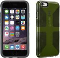 Speck iPhone 6 4.7 inch CandyShell Grip (Moss Green / Black Core 3)