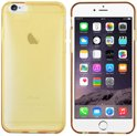 Colorfone PREMIUM CoolSkin3T Hoesje / Case / Cover voor de Apple iPhone 6 Transparant Goud