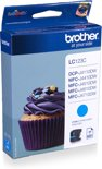 Brother LC123C - Inktcartridge / Cyaan