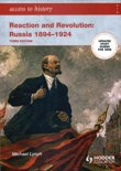 Access to History: Reaction and Revolution: Russia 1894-1924 Third edition