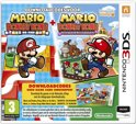 Mario & Donkey Kong (Mini's On The Move / Mini's March Again) (Code in a Box)  3DS