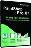 Staplessen voor PaintShop Pro X7 (17) - Nederlands / Windows / Mac / DVD