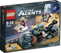 LEGO Ultra Agents Invizable Gouden Ontsnapping - 70167