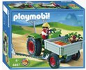 Playmobil Oogsttractor - 4497