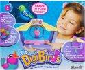DigiBirds - DigiBird met Vogelhuis - Ruby