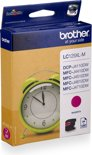 Brother LC-125XLM - Inktcartridge / Magenta / Hoge Capaciteit