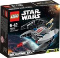LEGO Star Wars Vulture Droid Microfighter - 75073