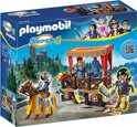 Playmobil Koningstribune met Alex - 6695