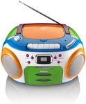Lenco SCR-97 MP3 - Radio/CD-speler - Kids