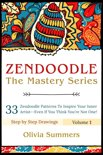Zentangle: 33 Zentangle Patterns to Inspire Your Inner Artist— Even if You Think You're Not One!
