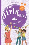 For girls only - Party time!