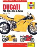 Ducati 748, 916 & 996 Service and Repair Manual