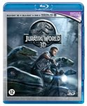 Jurassic World (3D + 2D-blu-ray)