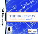 The Professor's Brain Trainer - Memory