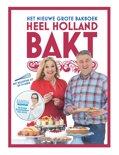 Heel Holland Bakt - Het nieuwe grote bakboek
