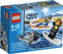 LEGO City Surfer Redding - 60011