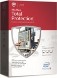 McAfee Total Protection 2015, 3 User (French)