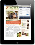 Apple iPad 2 met Wi-Fi 64 GB - Zwart
