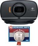 Webcam LOGITECH HD WEBCAM B525 NOIR