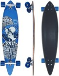 Longboard 43inch / 110cm Wolf Pintaill - Top Mount