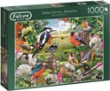 Falcon Birds for All Seasons - Puzzel - 1000 stukjes