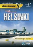 Mega Airport Helsinki X (fs X Add-On) (dvd-Rom)