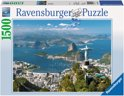 Ravensburger View of Rio - Legpuzzel - 1500 Stukjes