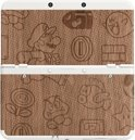 New Nintendo 3DS, Coverplate Mario Wood