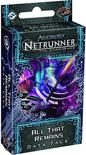 Android Netrunner LCG All That Remains Data Pack - Uitbreiding - Kaartspel