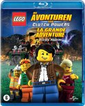 Lego - De Avonturen Van Clutch Powers (Blu-ray)