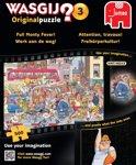 Wasgij 3 Full Monty Fever - Puzzel - 500 stukjes