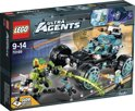 LEGO Ultra Agents Agent Stealth Patrouille - 70169