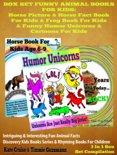 Box Set Children's Books: Horse Picture Books For Kids - Frog Picture Book - Dog Humor & Dog Cartoon