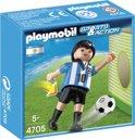 Playmobil Voetbalspeler Argentinië - 4705