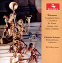Telemann: Complete Horn Concertos For Horns, Strin