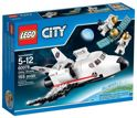 LEGO City Space Shuttle Hulpvoertuig - 60078