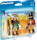 Playmobil Sheriff en bandiet  - 5512