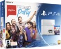Sony PlayStation 4 Console 500GB + 1 Wireless Dualshock 4 Controller + SingStar - Wit PS4 Bundel