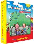 2 Kleine Kleutertjes (DVD+Puzzelboek)