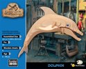 Gepetto's Dolphin - 3D puzzel