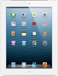 Apple iPad 4 Retina - Wit/Zilver - 4G + WiFi - 128GB - Tablet