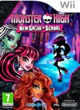 Monster High, New Ghoul In School  Wii
