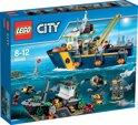 LEGO City Diepzee Onderzoeksschip - 60095