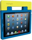 Kensington SafeGrip Rugged Carry Case & Stand - Protective case for tablet - blueberry - for Apple iPad Air