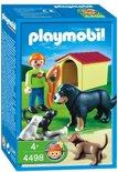 Playmobil Hondenfamilie - 4498