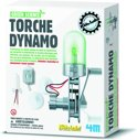 4m Kidzlabs green science: dynamo lamp franstalige versie