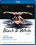 Ndt - Ndt Black&White Ballets Blu-Ray