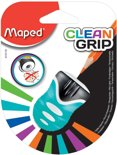 Clean Grip potloodslijper 1-gaats