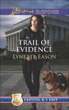 Trail of Evidence (Mills & Boon Love Inspired Suspense) (Capitol K-9 Unit - Book 3)